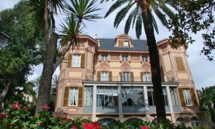 Alla scoperta di Villa Nobel a Sanremo