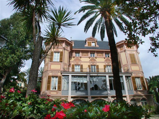 Un viaggio nella storia di Villa Nobel a Sanremo