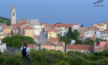 Nordic Walking: escursione da Cipressa a Lingueglietta