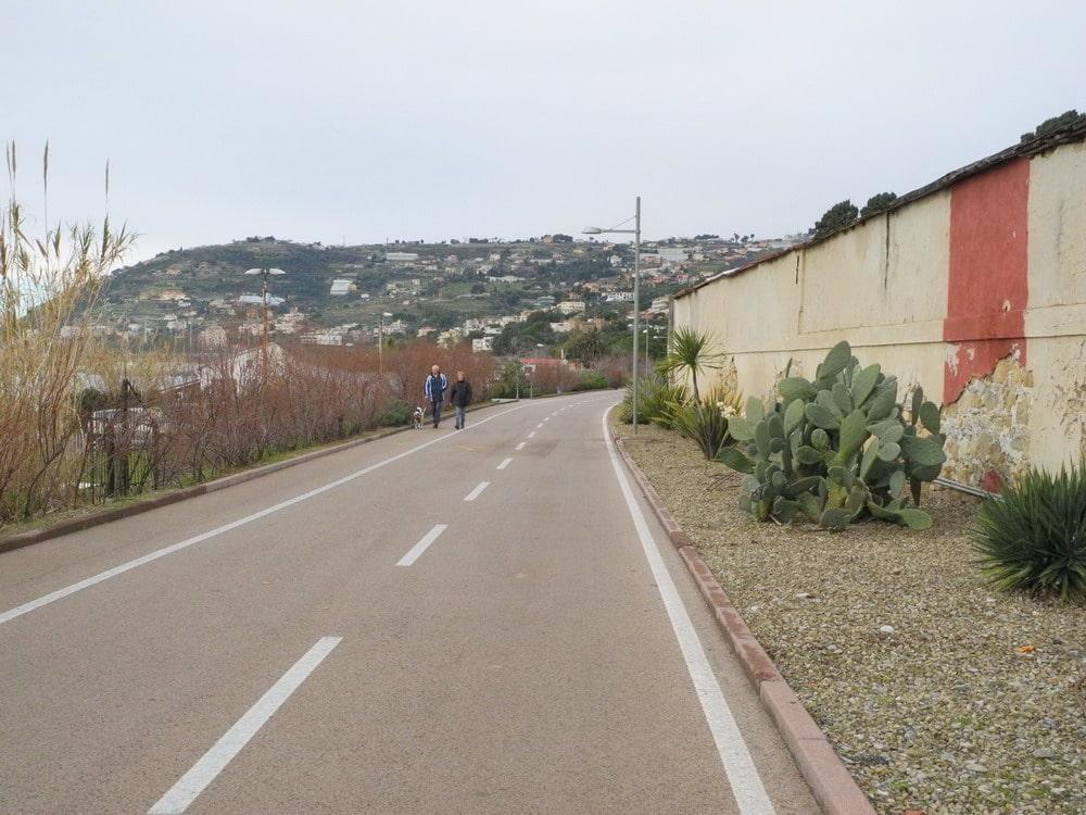 La pista ciclopedonale si è fatta più bella per il Festival della Canzone di Sanremo. In occasione di questa settimana, in cui i riflettori di tutti gli organi di informazione…