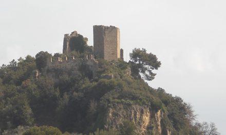Ventimiglia:  Castel D'Appio teatro di feste