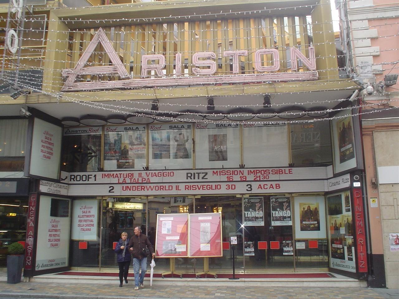 Continua la stagione teatrale dell'Ariston con l'ultimo spettacolo prima della pausa per il Festival di Sanremo, al quale si aggiungono due appuntamenti al Teatro Centrale. Al Teatro Ariston venerdì 28…