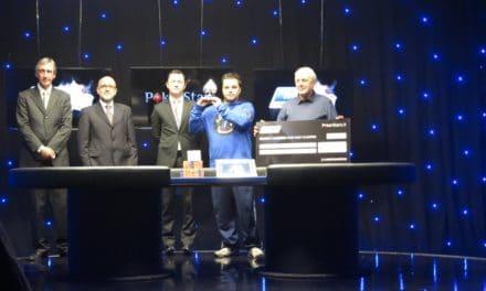 Sanremo: Nicola Sasso incoronato re del poker