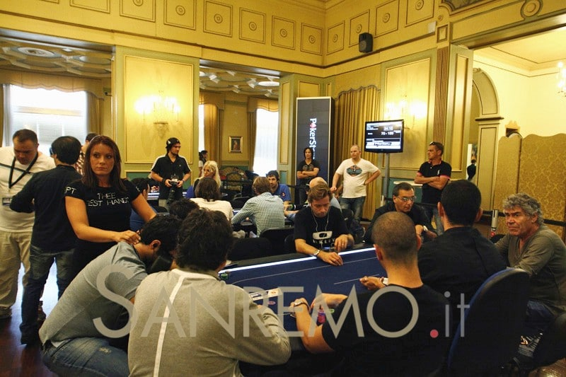 Sanremo: European Poker Tour, oggi il la finale per 800 mila euro