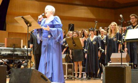 Principato di Monaco: il Coro Gospel nazionale in trionfo!