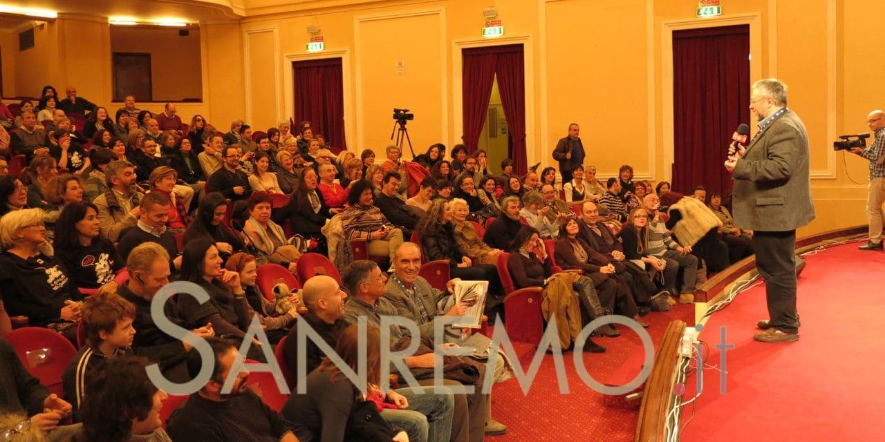 A Sanremo uno spettacolo per la Giornata Internazionale Contro al Violenza sulle donne
