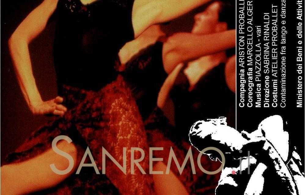 Ariston Proballet: ecco Liber & Tango