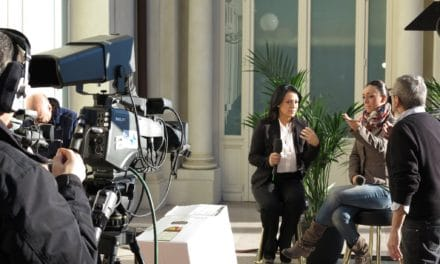 """Maria Nazionale al Casinò con la """"Vita in diretta"""""""