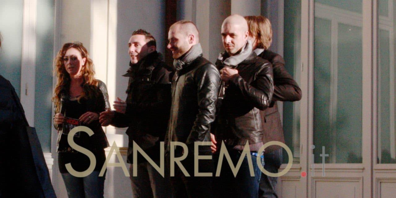 """Da Sanremo i Modà annunciano l'uscita odierna del loro album """"Gioia"""""""