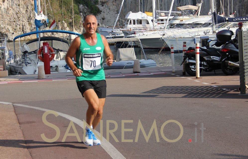 Podismo: Ventimiglia Marathon in gara a Cap D'Ail