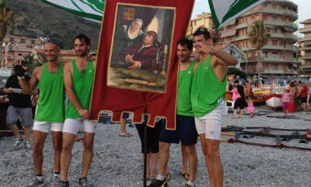 """Ventimiglia: il """"Carbaso"""" marinaro al Campu per l'ennesima vittoria!"""