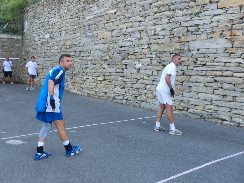 La squadra è l'unica della regione Liguria ad essere rimasta in lizza per la promozione alla serie superiore.