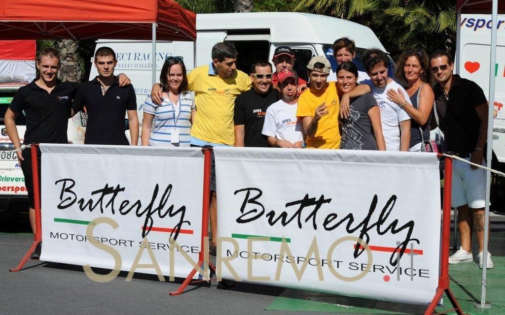 Ventimiglia: la Spes Auser incontra i piloti del Rally di Sanremo