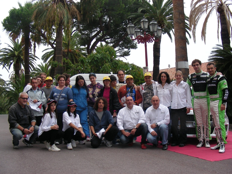 Il binomio sport - solidarietà ha vissuto ieri una delle sue più belle giornate. I ragazzi della Spes di Ventimiglia, infatti, hanno avvicinato il Butterfly Racing Team formato dall'agguerrito binomio…