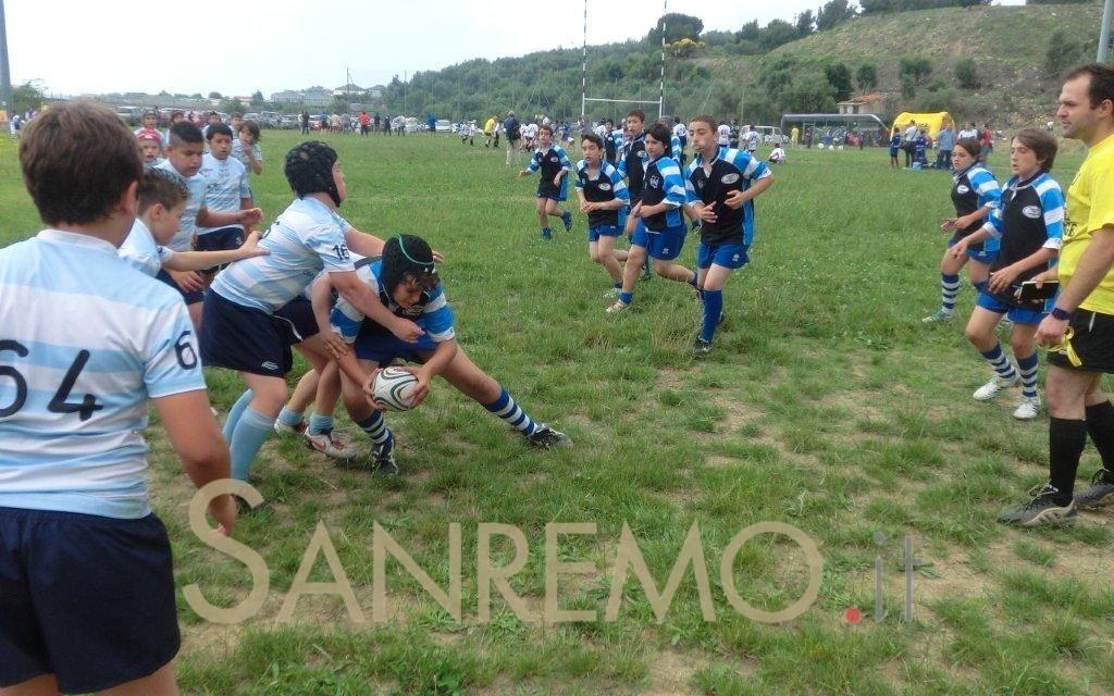 Rugby: l'Imperia in amichevole oggi a Mentone