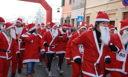 """Vallecrosia: domenica start per la """"Corsa dei Babbo Natale"""""""