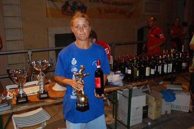 """L'atleta locale tesserata per il Cus Parma, coglie una vittoria di prestigio nel """"trittico"""" di tre gare triathlon svoltosi nel mese di Settembre: Cap D'Ail, Roquebrune ed, infine, domenica scorsa,…"""
