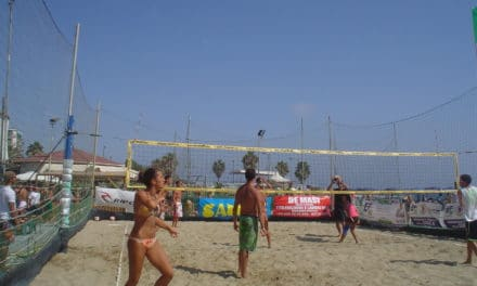 """Notte del volley"": trionfano gli ""All Beck's""!"