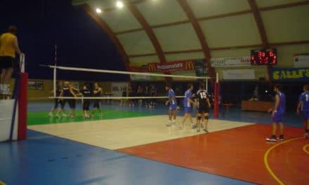 Volley: amichevole delle ragazze russe contro CariParma Imperia
