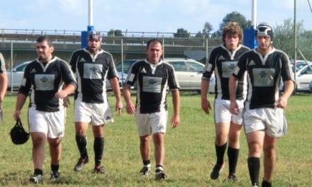 """Rugby: spinge la """"mischia"""" dell'Imperia. E' vittoria!"""