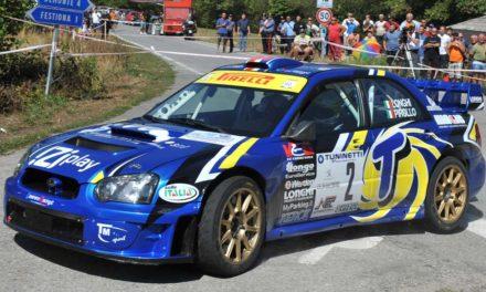 """Rally: podio nelle """"Valli Cuneesi"""" per Piero Longhi"""