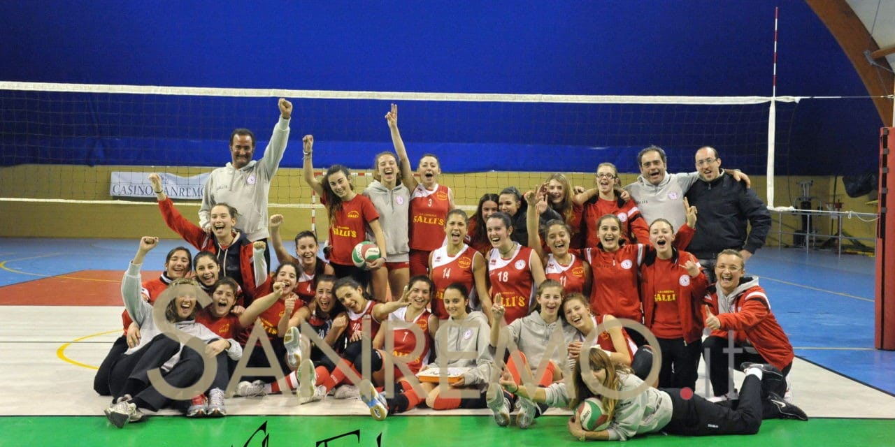 Volley: ufficialità dei calendari, la Salli's in serie C!