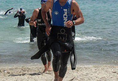 Ottime prove di Borfiga e Malugani nel triathlon Roquebrune/Cap Martin