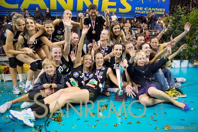 """Volley ponente: al """"Tessitore"""" favorite le ragazze del Cannes"""