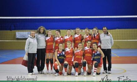 Ventimiglia: si avvicina l'esordio in campionato per la Salli's