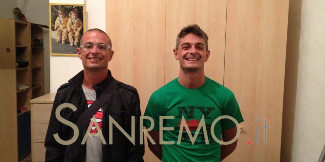 """Personaggi: Damiano e Jonathan Berteina, """"gemelli del goal"""" a Ponente!"""