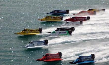 Costa Azzurra: il Festival della Motonautica approda a Mentone