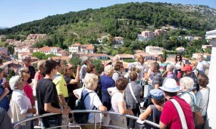 Ventimiglia: Via Iulia Augusta, un successo l'escursione didattica
