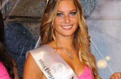 Cecilia Anfossi, una Miss a Sanremo per aiutare il Gaslini