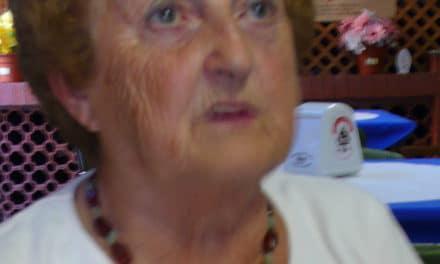 """Una nonna """"sprint"""" ventimigliese alla corte di Antonella Clerici"""