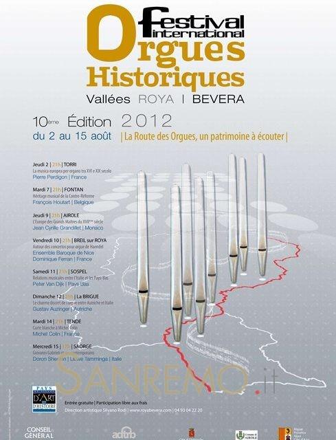 Festival di Organi Storici: dal 2 al 15 agosto sulla strada di un patrimonio da ascoltare
