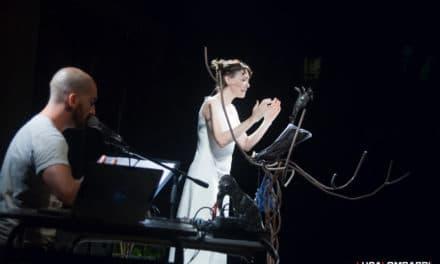 Anita Caprioli a Villa Nobel, una serata di grande teatro