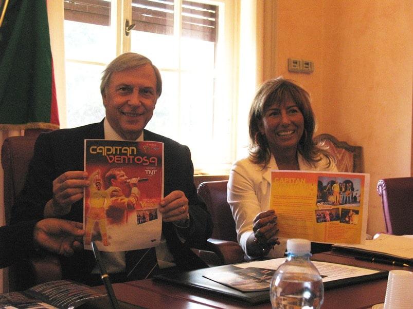 Musica e intrattenimento per le vie del centro di Porto Maurizio, ospiti speciali i Buio Pesto e la V Band di Capitan Ventosa