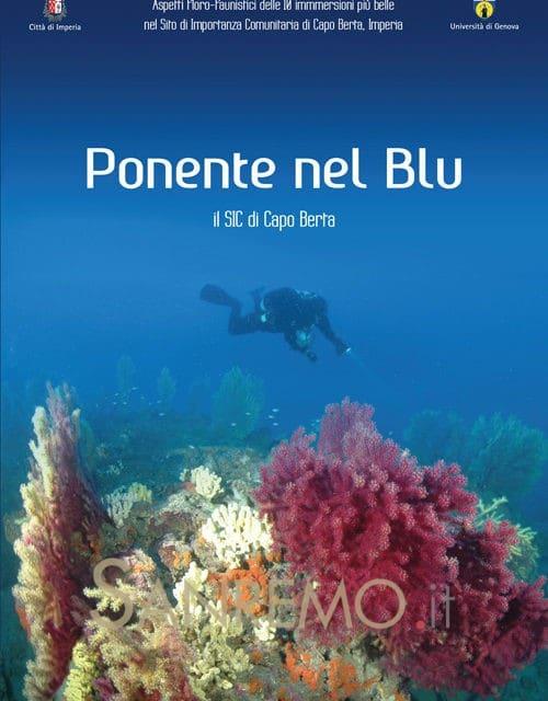 """Il mare di Imperia protagonista con """"Ponente nel blu"""""""