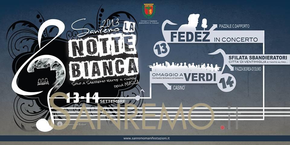 NOTTE BIANCA 2013