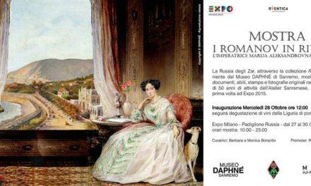 """I Romanov in Riviera"" a Expo Milano 2015"