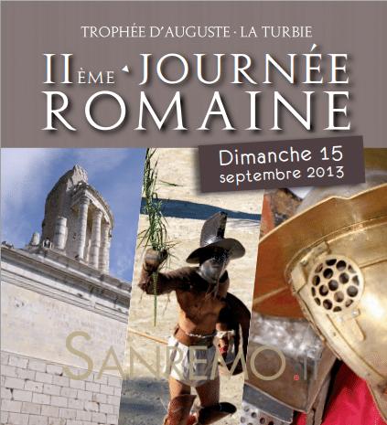 Journée romaine à La Turbie
