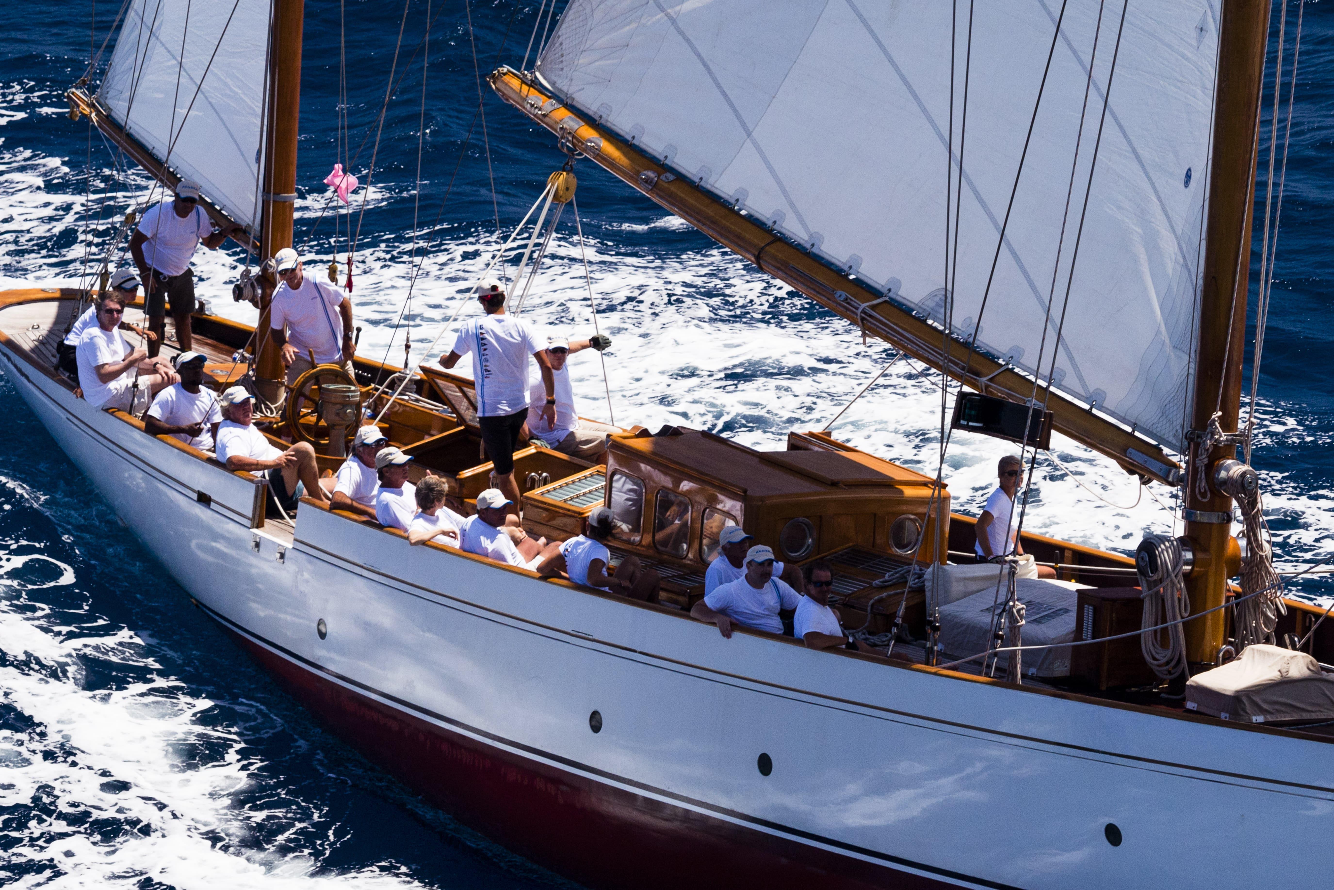 Dal 10 al 14 settembre la tappa in Riviera del celebre Circuito Panerai Classic Yachts