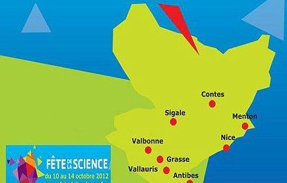 L'Academie de Nice pilote la Fête de la Science