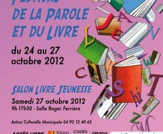 Saint-Laurent du Var : le 17è Festival de la Parole et du Livre