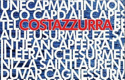 COSTAZZURRA 2013 : Nouvel été, nouvelle édition de Menton à Saint-Tropez