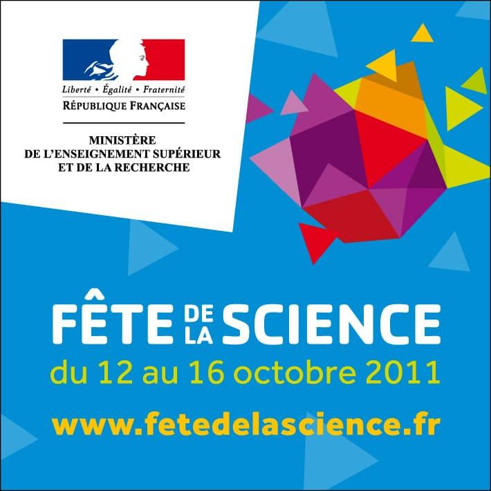 """La 21e édition de la Fête de la Science se déroulera du 10 au 14 Octobre, sur l'ensemble du territoire Français, en mettant à l'honneur """"Les énergies pour tous"""" dans…"""