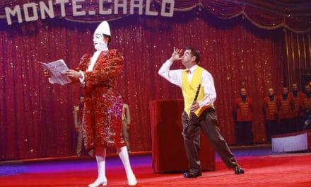 Debutta domani alle 20h00 il Festival International du Cirque de Monte-Carlo