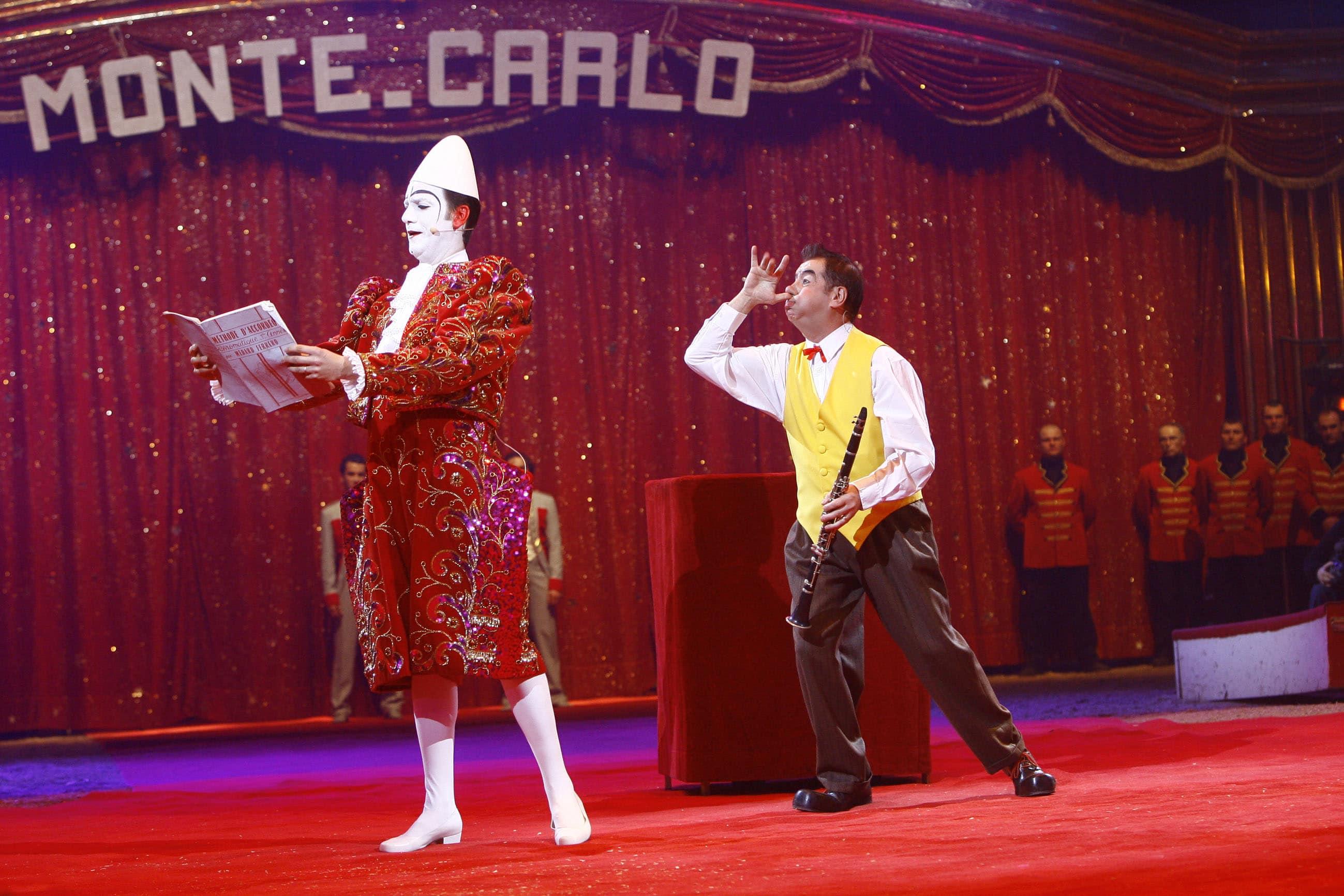Come ogni anno, ci sono ancora pochi posti per assistere allaXXXVII edizione delFestival International du Cirque de Monte-Carlo,organizzatosotto lo Chapiteau de Fontvieille, dal 17 al 27gennaio, con la direzione di…