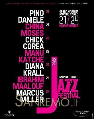 Monte-Carlo Jazz Festival 2012