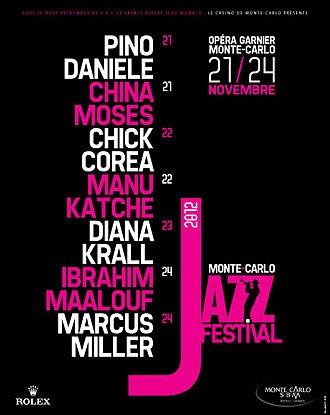 Le Monte-Carlo Jazz Festival 2012 est de retour pour sa septième édition. Programmé du 21 au 24 novembre, le festival se déroulera dans la mythique Salle Garnier de l'Opéra de…